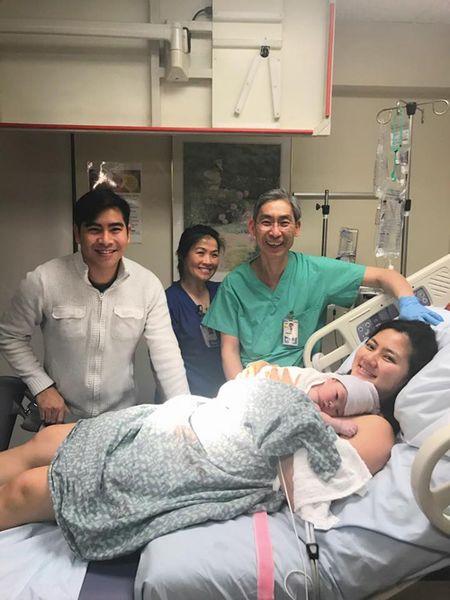 Thanh Binh ke ve giay phut Ngoc Lan tu choi de mo con trai 4 kg - Anh 1