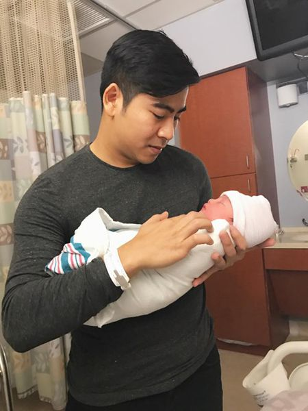 Thanh Binh ke ve giay phut Ngoc Lan tu choi de mo con trai 4 kg - Anh 3