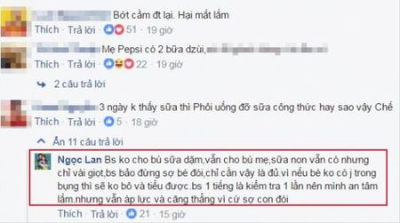 'Kieu nu' Ngoc Lan bi stress nang sau sinh - Anh 2