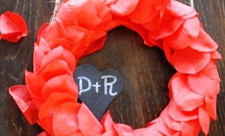 Trang tri phong Valentine lang man day y nghia - Anh 2