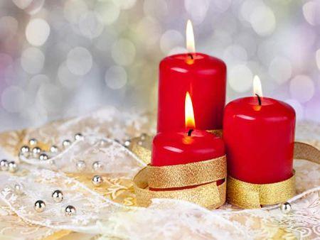 Trang tri phong Valentine lang man day y nghia - Anh 3