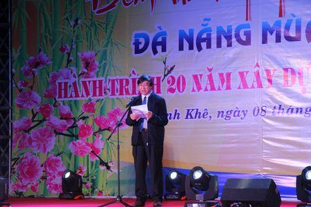 Da Nang: Thi ca song doi trong dem Tho Nguyen tieu 2017 - Anh 2