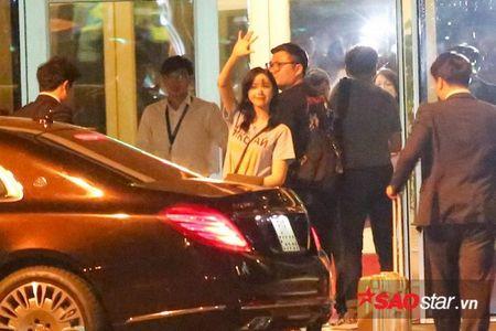 YoonA (SNSD) 'luu luyen khong roi', chia tay fan Viet len duong ve Han Quoc - Anh 5