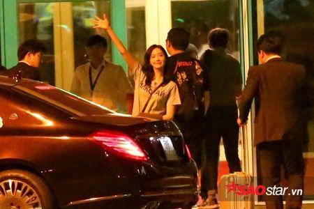 YoonA (SNSD) 'luu luyen khong roi', chia tay fan Viet len duong ve Han Quoc - Anh 6