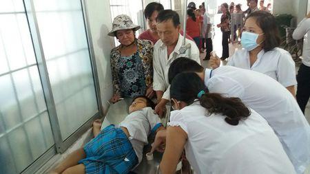 Vinh Long: Hon 100 hoc sinh bi ngo doc thuc pham - Anh 2