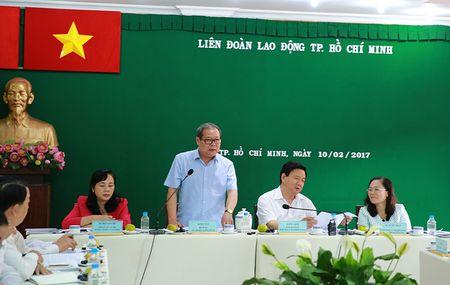 Bi thu Dinh La Thang: 'Nha o xa hoi gi 15 trieu dong/met vuong, cong nhan nao mua noi' - Anh 2
