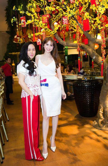 Ngoc Trinh nghi gi sau khi Hoang Kieu tuyen bo 'dong cua' Facebook? - Anh 6