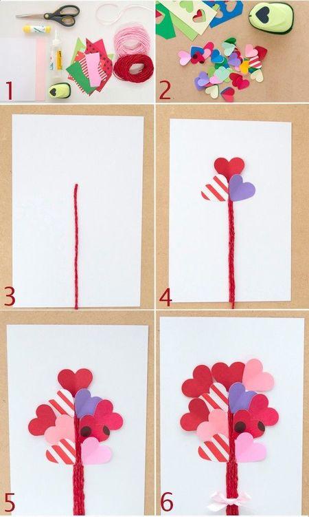 5 cach lam thiep Valentine don gian nhat qua dat cho hoi vung ve - Anh 2