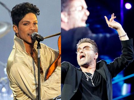 Prince, George Michael duoc vinh danh tai le Grammy - Anh 1