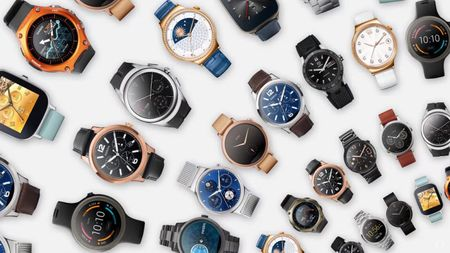 Android Wear 2.0 phat hanh ngay 15.2 - Anh 1
