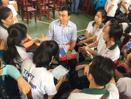 DH Quoc gia TP.HCM uu tien xet tuyen hoc sinh gioi 116 truong pho thong - Anh 1