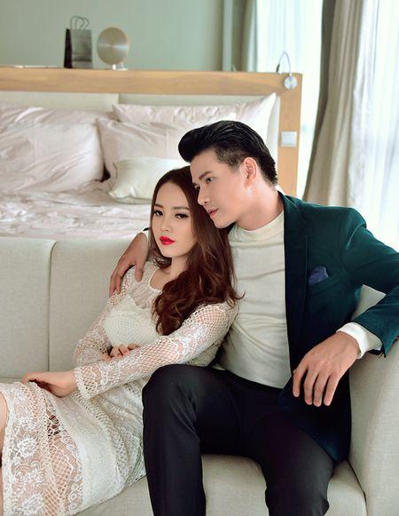 A hau Thuy Van khien Vu Manh Cuong chanh long mua Valentine - Anh 3