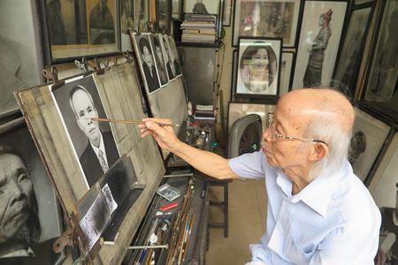 Nguyen Bao Nguyen: Tho ve pho co thoi hon vao tranh - Anh 1