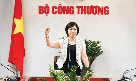 Bo Cong Thuong hua tra loi viec ke khai tai san cua Thu truong Ho Thi Kim Thoa - Anh 1