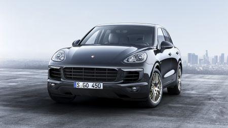 Porsche Cayenne Platinum gia 4,7 ty dong tai Viet Nam - Anh 1