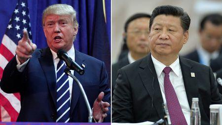 Ong Trump dien cho ong Tap, ton trong 'Mot Trung Quoc' - Anh 1