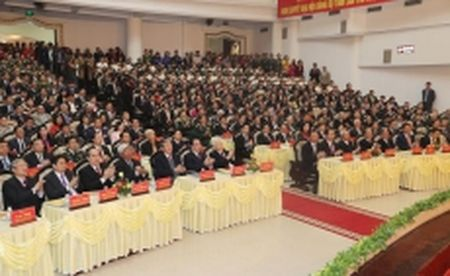 Ky niem trong the 110 nam Ngay sinh Tong Bi thu Truong Chinh - Anh 1