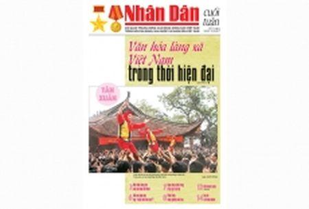 Don doc Nhan Dan cuoi tuan so 7 (Phat hanh tu ngay 10-2) - Anh 1