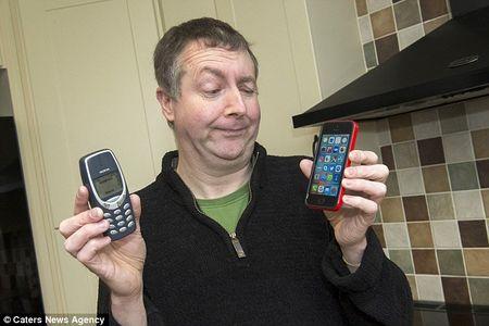 Nokia 3310 sau 17 nam van xai tot - Anh 2