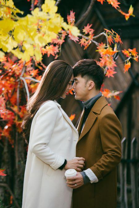 Ung Hoang Phuc au yem Kim Cuong trong MV moi - Anh 4