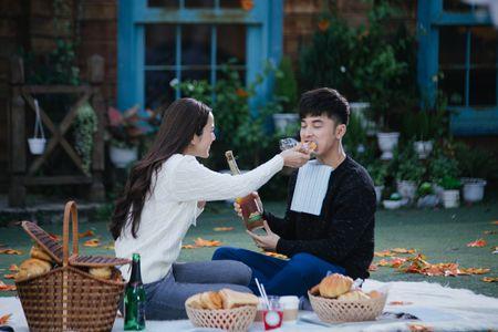 Ung Hoang Phuc au yem Kim Cuong trong MV moi - Anh 5