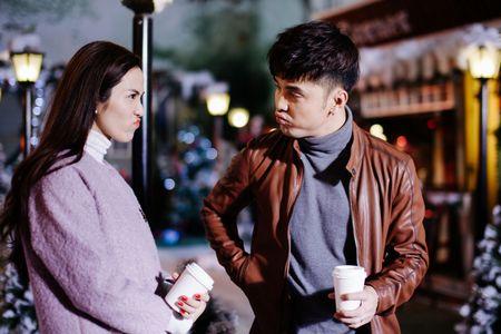 Ung Hoang Phuc au yem Kim Cuong trong MV moi - Anh 6