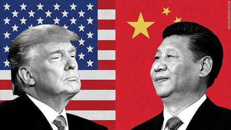 Donald Trump dang lam gi voi Trung Quoc? - Anh 1