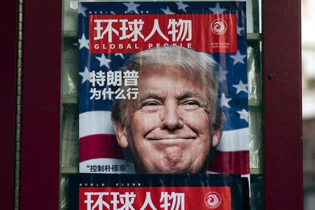 Donald Trump dang lam gi voi Trung Quoc? - Anh 3