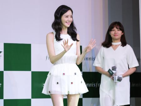 Fan Viet om Yoona (SNSD) truoc khi ve si can ngan - Anh 2