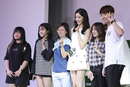 Fan Viet om Yoona (SNSD) truoc khi ve si can ngan - Anh 6