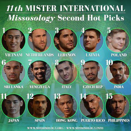 Tien Dat gianh giai phu o ban ket Mister International - Anh 2