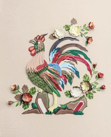 Cam hung hoi hoa cua nam Dinh Dau - Anh 1