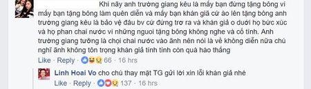 Tranh cai vi hanh dong bo dien giua chung cua Truong Giang - Anh 3