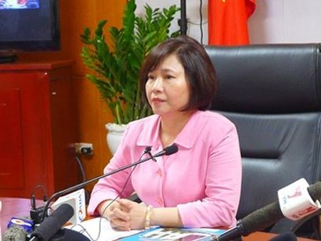 Bo Cong Thuong xac nhan ve tai san thu truong Ho Thi Kim Thoa - Anh 1