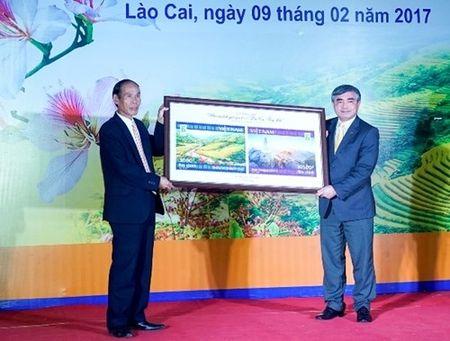 Phat hanh bo tem 'Nam du lich quoc gia 2017–Lao Cai – Tay Bac' - Anh 3