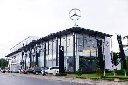 Mercedes-Benz Viet Nam bi truy thu hon 101 ty dong tien thue - Anh 1
