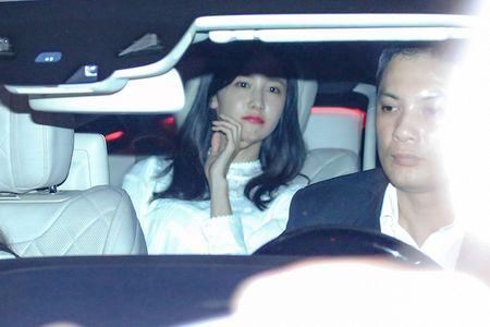 Yoona cua SNSD den TP.HCM luc nua dem, fan Viet ngay ngat - Anh 1