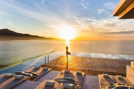 Tan huong Valentine ngot ngao tai A La Carte DaNang Beach - Anh 1