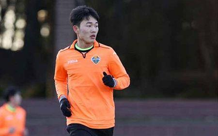 Xuan Truong gop mat, Gangwon FC thang dam 4-0 - Anh 1