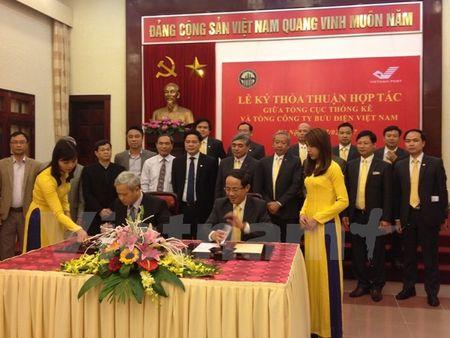 Tong cuc thong ke tan dung nhan luc 40.000 lao dong cua VNPost - Anh 1
