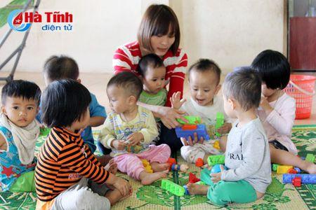 Nha tre cho con em cong nhan lao dong: Mong moi den bao gio?! - Anh 1