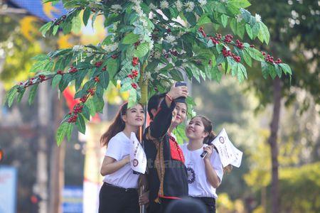 Nhung 'bong hoa Tay Nguyen' khoe sac trong le hoi duong pho - Anh 5
