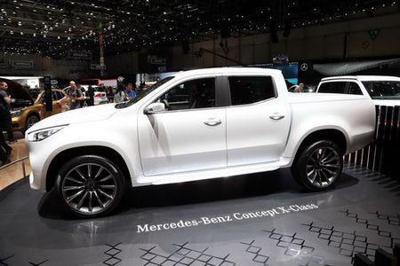 Mercedes-Benz X-Class: Xe ban tai den tu tuong lai - Anh 2