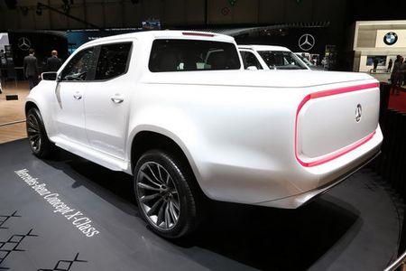 Mercedes-Benz X-Class: Xe ban tai den tu tuong lai - Anh 4