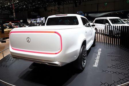 Mercedes-Benz X-Class: Xe ban tai den tu tuong lai - Anh 5