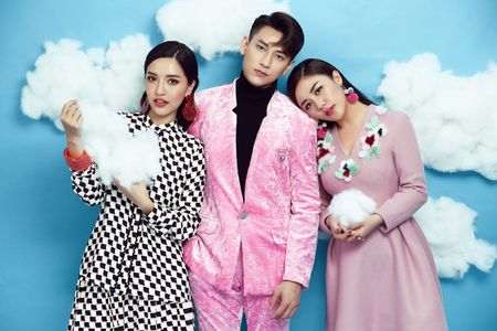 Chu nhan MV 'Bao gio lay chong' ngoi ghe 'nong' Vietnam Idol Kids - Anh 2