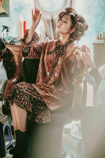 Chu nhan MV 'Bao gio lay chong' ngoi ghe 'nong' Vietnam Idol Kids - Anh 3