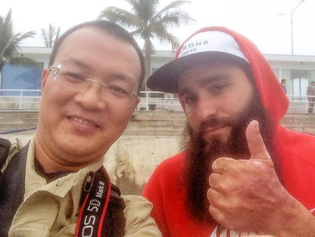 Cac ngoi sao cua phim 'Kong: Skull Island' noi gi ve Vinh Ha Long? - Anh 2