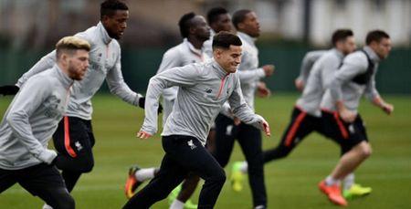 Chum anh: Quyet ha Burnley, sao Liverpool cham chi luyen Rabona - Anh 1