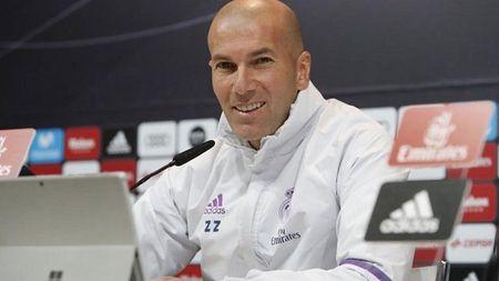 Zidane 'tuyen chien' Luis Enrique: Real Madrid khong biet so! - Anh 1